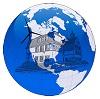 "Grundschule ""Blauer Planet"" Annahütte Logo"